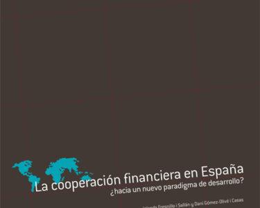 La cooperación financiera en España