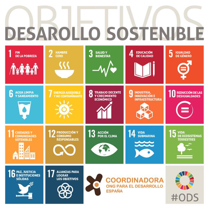 Agenda de Desarrollo Sostenible - Coordinadora de ONG para el ...