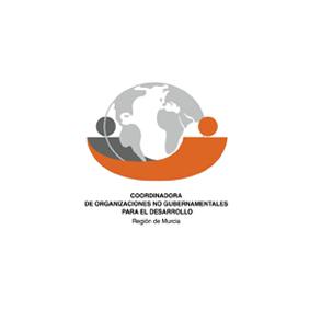 Logo Coordinadora ONGD Murcia
