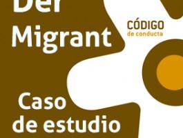 Imagen der migrant caso de estudio