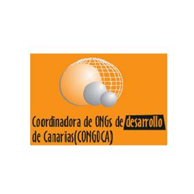 Logo Coordinadora ONGD Canarias