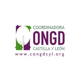 Logo Coordinadora ONGD CyL