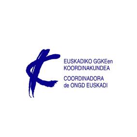 Logo Coordinadora ONGD Euskadi