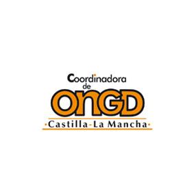 Logo Coordinadora ONGD Castilla La Mancha