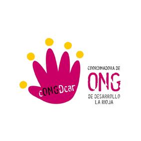 Logo Coordinadora ONGD La Rioja
