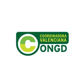 Logo Coordinadora ONGD Valencia