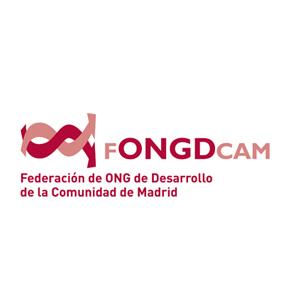 Logo Federecación de ONGD de Madrid