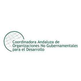 Logo Coordinadora Andaluza de ONGD