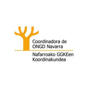 Logo Coordinadora ONGD Navarra