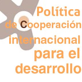 Portada política de cooperación