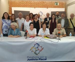 Presentación Plataforma Justicia Fiscal