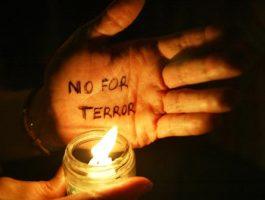 Contra el terrorismo