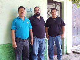 Reuniones en Nicaragua