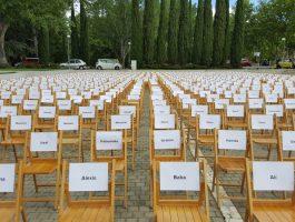 imagen sillas vacías
