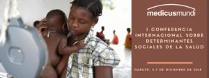 conferencia determinantes sociales de salud medicusmundi