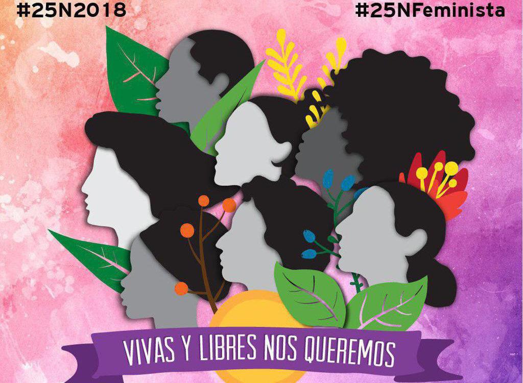 Todas Las Violencias Todas Las Mujeres Manifiesto 25 De Noviembre Día Internacional De La Eliminación De La Violencia Contra La Mujer Coordinadora De Organizaciones Para El Desarrollo