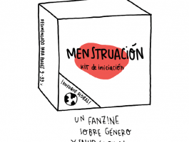 Farmamundi presenta un fanzine dedicado a desmontar estereotipos de la menstruación