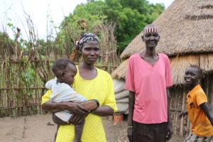Participantes del proyecto MOM en Etiopía