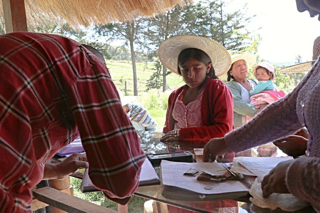 Cooperativa de mujeres rurales de Bolivia_Proyecto de la Asociación Nuevos Caminos - Nous Camins