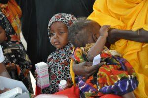 Atención sanitaria en Kenia actuación covid19