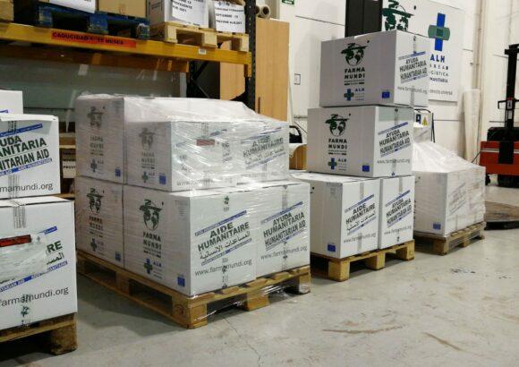 Farmmaundi suministra equipos de protección individual EPI a Cruz Roja