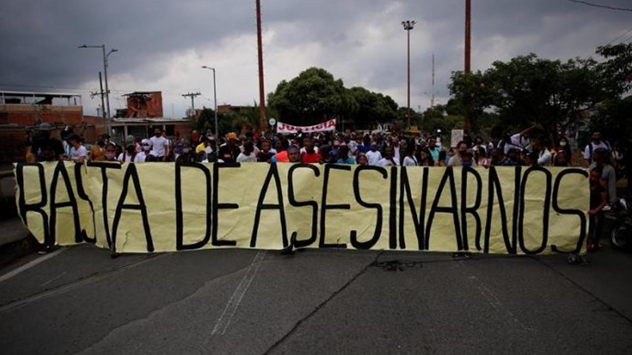 Condenamos los asesinatos y masacres en Colombia - Coordinadora de  Organizaciones para el Desarrollo