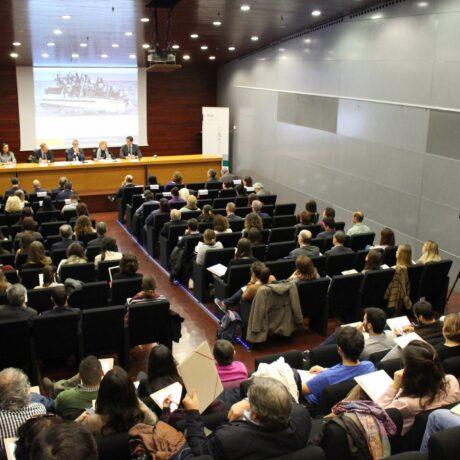 Inauguración deI primer congreso sobre derechos humanos de Mainel en el ICAV